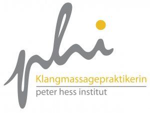 Klangmassagepraktikerein nach Peter Hess